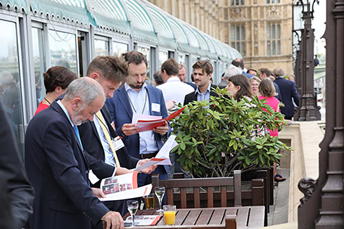 Summer Parliamentary Reception